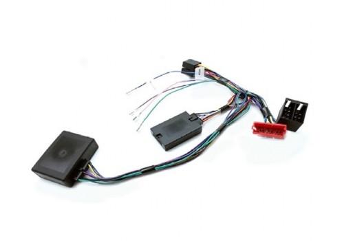 Rattadapter Audi m halv Bose og ISO