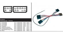 AIV ISO-adapter  Mitsubishi alle mod til 12 -1279254639