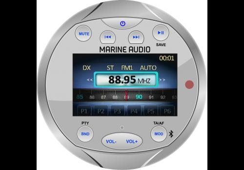 Marine Audio DAB radio