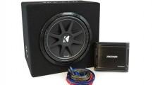 Kicker 44KKP212 basspakke